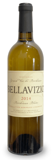 Wine Maven | bellavizio blanc 2014 bottle
